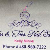 Tips & Toes Nail Salon